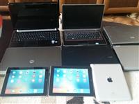 Hp i 5 Dell i 5  asus i 5 i3 ipad 4