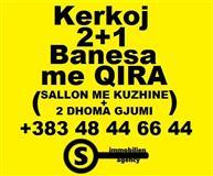 ---KERKOJME BANESA ME QIRA 2+1--- s immobilien agency