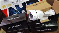 4 Kamera AHD 2.0 MP me te gjitha paisjet