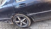 U Shit Mercedes S320 diesel i aksidentum 2002