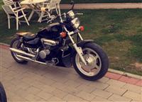 Motor Bobber 125cc Hyosung Aquila