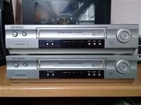 vhs videorecorder player