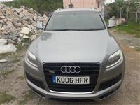 Audi Q7 S_LINE 3.0 quatro