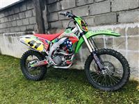 Kawasaki full kros 450