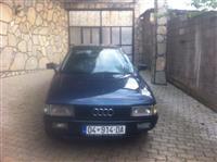 Audi 80 urgjent 1.6 turbo dizell  inturkuller