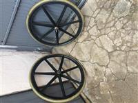 rrota per tricikell 24 pa te mbrendshme