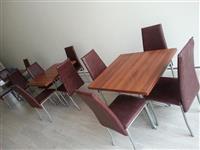 Kariga dhe tavolina ne shitje