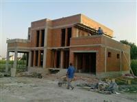 Ndertimtari projektim dhe ndertim