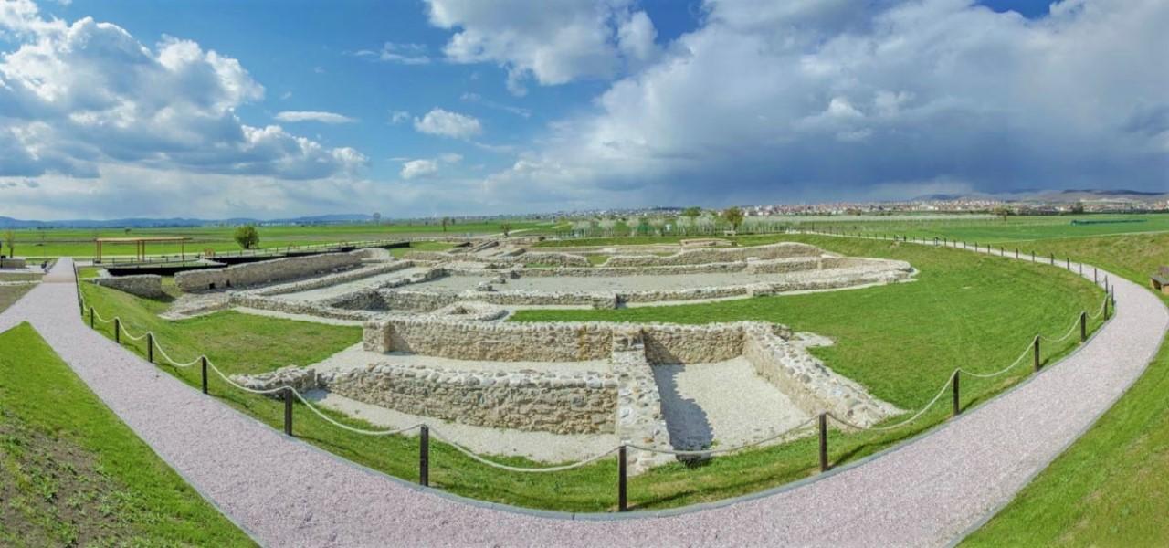 Ulpiana - Qyteti antik