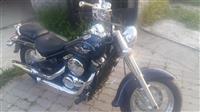 shitet motocikleta chopper classic