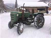 Traktor  Baj Ndrrim me Vetur