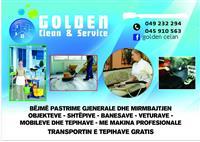 Kompania E Pastrimit Golden Clean