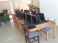 KOMPLET INVERTARIN E INTERNET CAFFES 11 KOMPJUTER