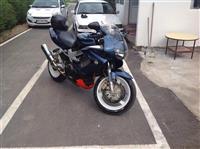 Honda 1000 cc mundesi ndrrimi me qoper