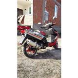 Shes Motorrin Mondial 150 CC (KUBIK)