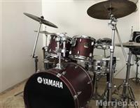 Tupana/Bubnje/Bateri Yamaha
