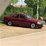 Mercedes 190 dizel -85