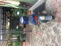 Shes motor 125cc aprillia