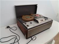 Magnetofon  Shqip Grundig 1970