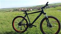 Biciklet me diska mountain