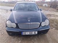 Mercedes c270 Shitet Ndrrohet