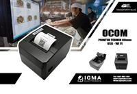 PRINTER TERMIK OCOM 80MM  WIFI USB