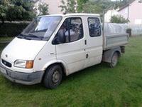Shes Kamjoneten Ford-Tranzit