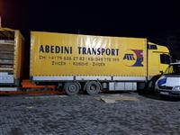 """Abedini Transport "" - Transport i mallrave"