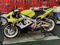 Yamaha R1 me RKS ,e ka ni defekt.. ndrrim me pikap