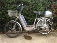 bciklet me rrym