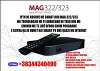 IPTV SMART BOX MAG 322/323
