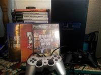 Shitet PS2 me CD orgjinal