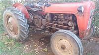 Traktor dhe rimorkio