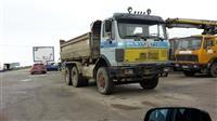 Kamion kiper tre aks Mercedes 2636