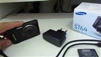 Camera Digital Samsung ST64 HD 14,2   MP5 x