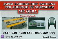 Tavolina Shatorra me (Qëra)
