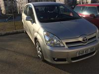 Toyota Verso 7 ulese