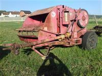 Traktor pres lidhse