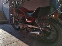 Chopper Honda Rebel 125cc