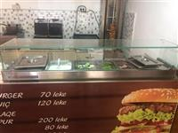 Pajisje per fast food