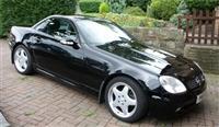 Mercedes Benz Kabriot Urgjent