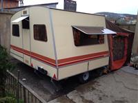 Kamp Shtëpizë montuese