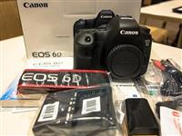 Canon EOS 6D Digital SLR Camera 20.2 MP with 24-10