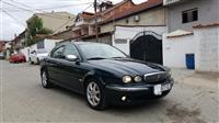 Uuuu Shiitttt  Jaguar X-Type 2.0 Dizel vit 2004