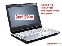 Laptop i5 4gb ram 500gb hdd