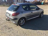 Shes Peugeot 206 1.4 Dizel HDI Gjendje shum t mire