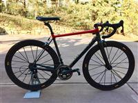 2016 Cervelo R5 54cm with SRAM Red 10 speed groups