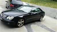 Shes mercedes CLK 270 viti 2004