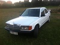 Mercedes 190 diesel 1.9 -88