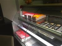 Frigo, friz akullore torte pica